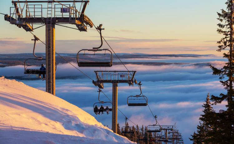 5 зимних курортов в Украине, где вы просто обязаны побывать