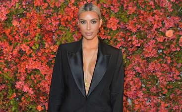 Ким Кардашьян показала голый снимок