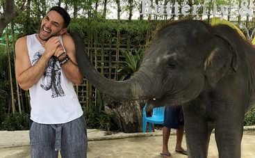 Виталий Козловский показал, как отдохнул в Таиланде