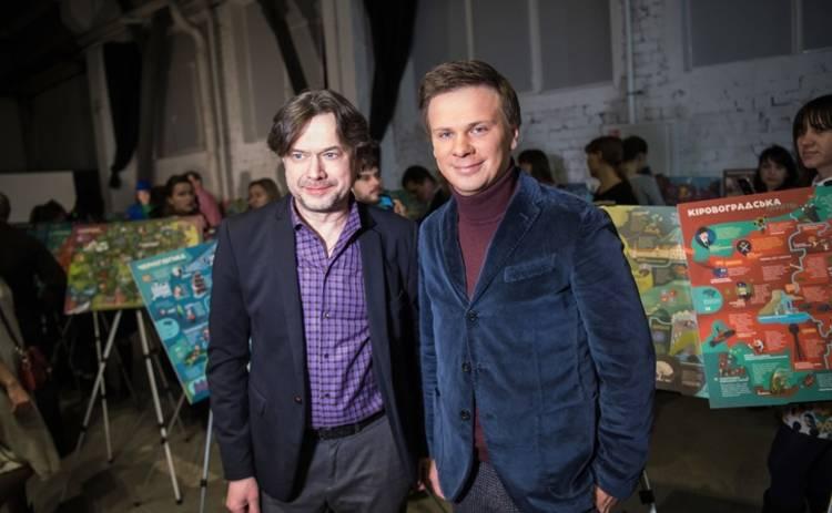 Дмитрий Комаров издаст свою первую книгу