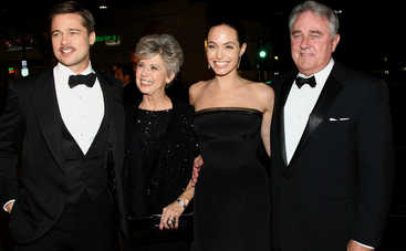 За что родители Брэда Питта невзлюбили Анджелину Джоли?