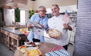 Готовим вместе: американская кухня (эфир от 04.02.2018)