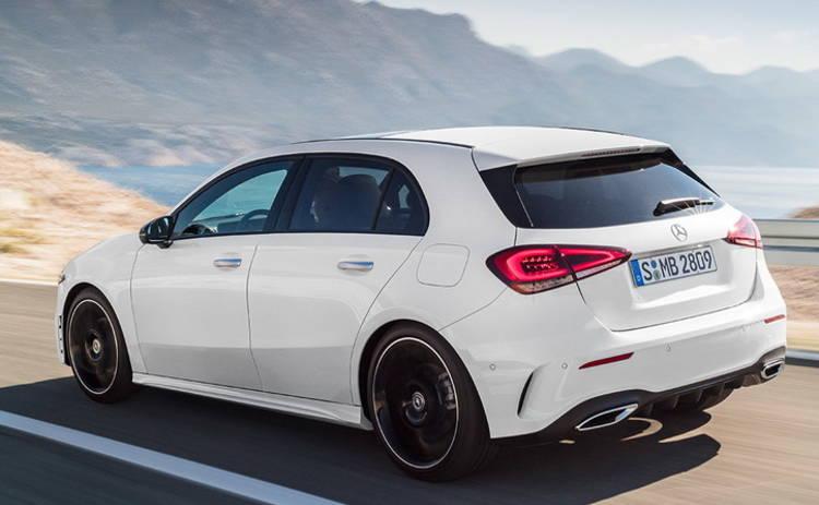В Германии презентовали новую модель женского Mercedes-Benz
