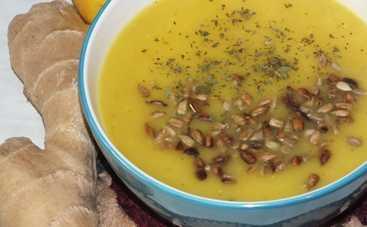 Согревающий суп с имбирем от Марины Шевченко (рецепт)
