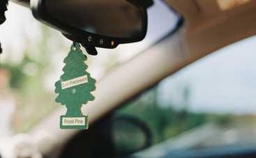 Вредные ароматизаторы в авто: об опасностях «елочки» и прочих освежителей