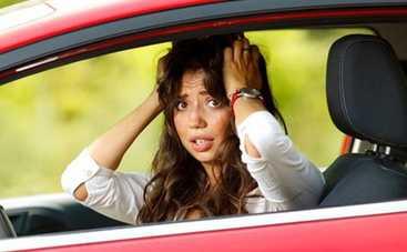 Как остановить машину, если отказали тормоза