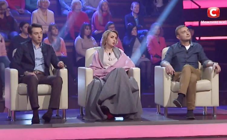 Давай поговоримо про секс-4: смотреть 5 выпуск онлайн (эфир от 27.02.2018)