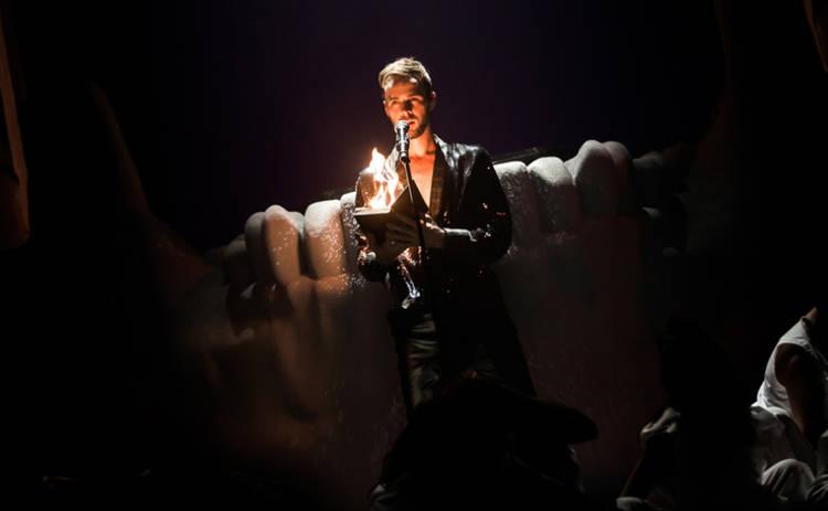 Макс Барских возвращается на сцену с масштабным шоу