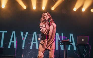 TAYANNA отыграла феерический концерт в Киеве