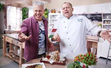 Готовим вместе: итальянская кухня (эфир от 11.03.2018)