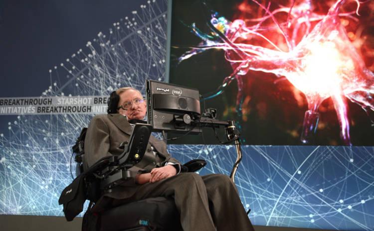 6 великих теорий знаменитого Стивена Хокинга