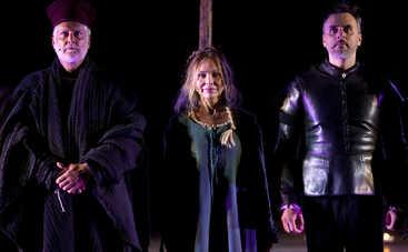 Звезды итальянского кино Орнелла Мути и Микеле Плачидо выступят в Киеве