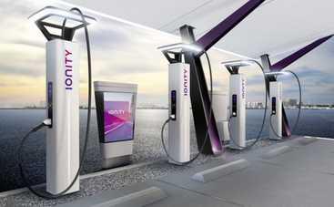 BMW, Ford, VW создадут скоростные электрозаправки будущего