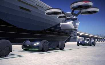 Летающий автомобиль: не сказка, а реальность