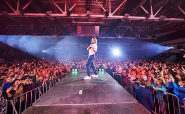 На столичный концерт Олега Винника за сутки продано тысячу билетов