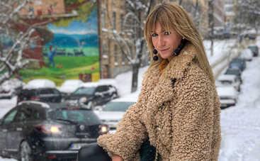 Леся Никитюк разделась во время радио-эфира