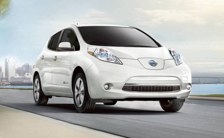 Смелые планы Nissan: продать миллион электромобилей к 2020 году