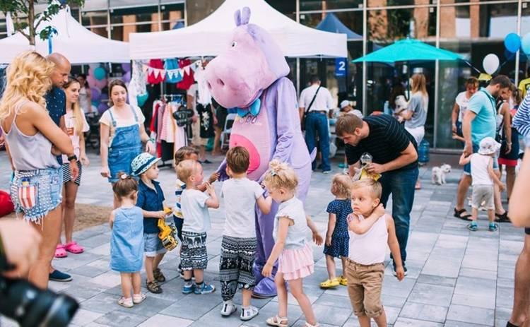 В Киеве пройдет эко-ярмарка и большой Family Market для всей семьи