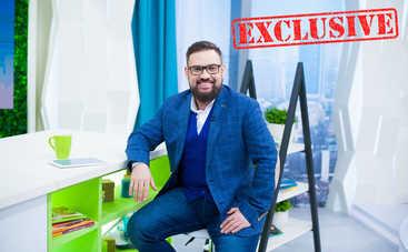 Ведущий шоу «Ранок з Україною» рассказал, что готовить на Пасху-2018