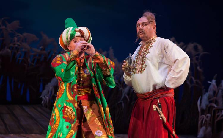 Киевский театр оперы и балета: расписание на 12 - 15 апреля (афиша)