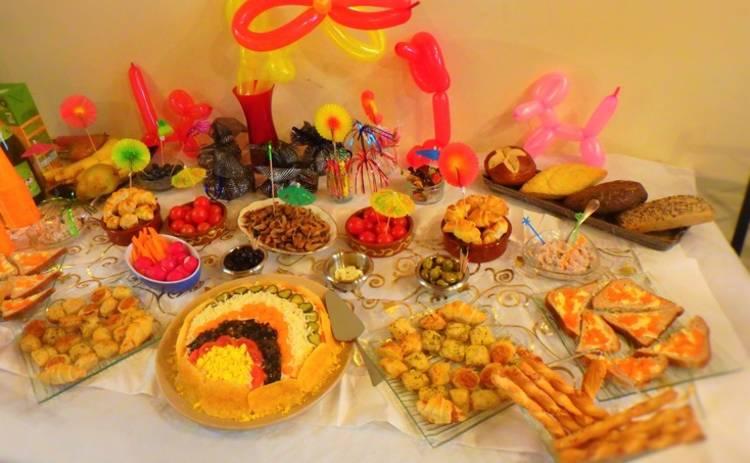 Все буде смачно: блюда на детский праздник - часть 1 (эфир от 14.04.2018)