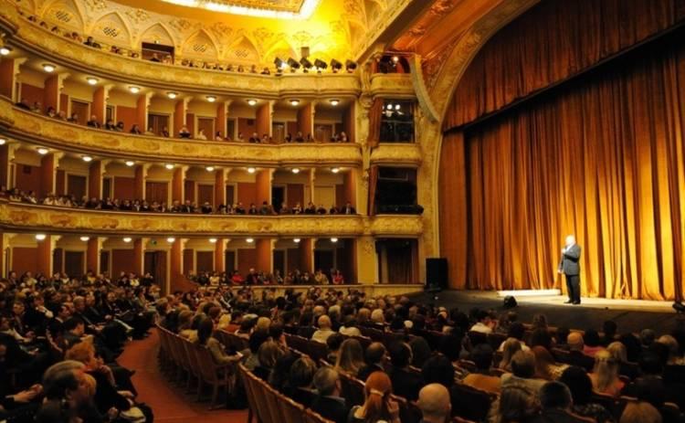 Киевский театр оперы и балета: расписание на 18 - 22 апреля (афиша)