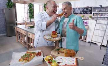 Готовим вместе: блюда для бранча (эфир от 15.04.2018)