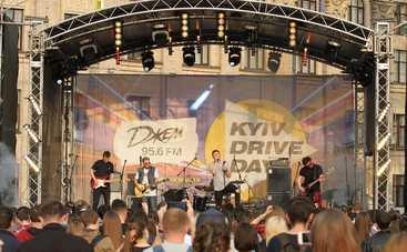 В Киеве состоялся фестиваль KYIV DRIVE DAY