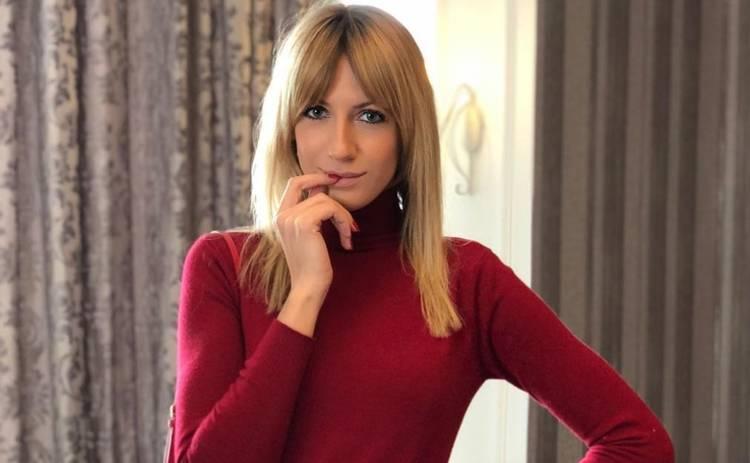 Леся Никитюк похвасталась стильным образом