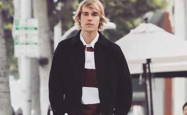 Джастин Бибер стал соблазнительной блондинкой