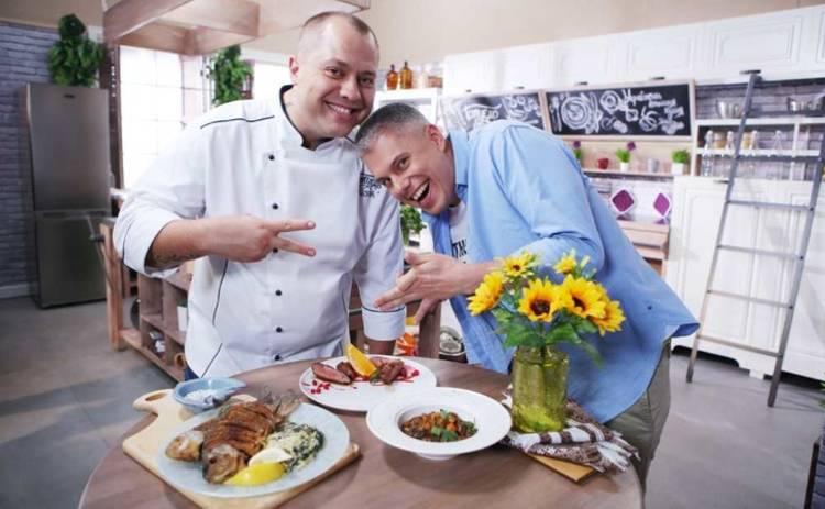 Готовим вместе: домашняя украинская кухня (эфир от 22.04.2018)