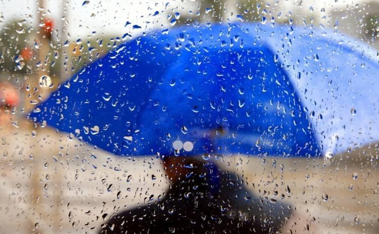 Во вторник в Украине ожидаются дожди, местами грозы