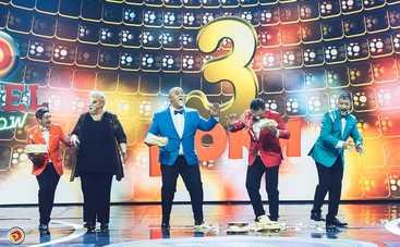 Актеры «Дизель шоу» устроили битву тортами