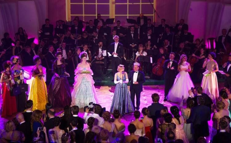 Венский бал собрал более 800 тысяч гривен на благотворительные программы