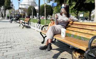 Наталья Гордиенко рассказала об отдыхе в Стамбуле