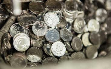 Национальный банк Украины вводит в оборот новые монеты номиналом 1 и 2 гривны