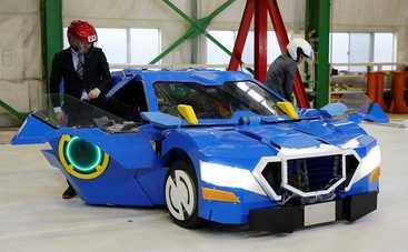 Из робота в спорткупе за минуту: «Трансформеры» стали реальностью