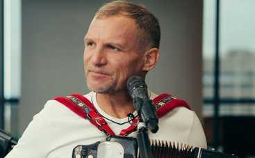 Олег Скрипка впервые расскажет о традициях своей семьи