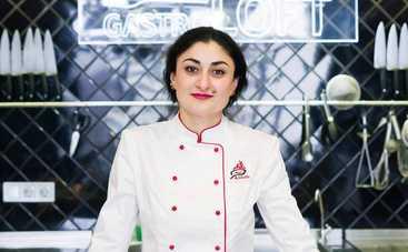 Пирог с черникой и творогом от Асмик Гаспарян (рецепт)