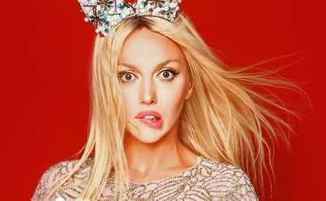 Оля Полякова станет ведущей на канале «Украина»