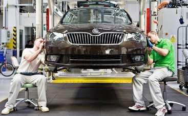 В Украине снизилось производство автомобилей