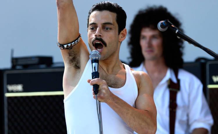 Вышел первый трейлер нашумевшего фильма о группе «Queen»