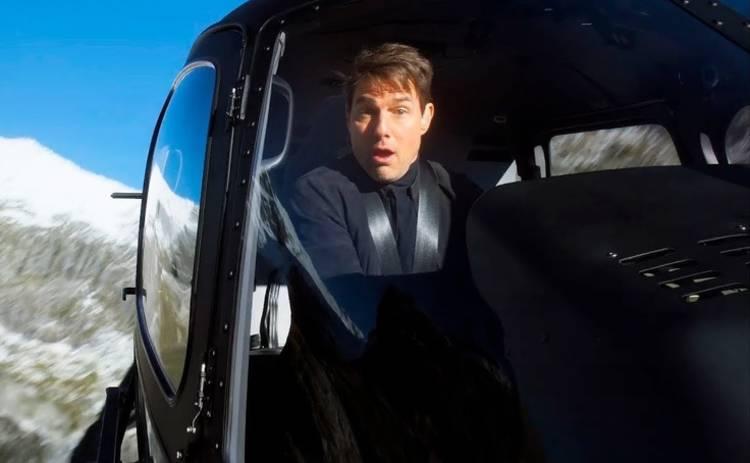 Усатый Супермен: вышел трейлер фильма «Миссия невыполнима: Последствия»