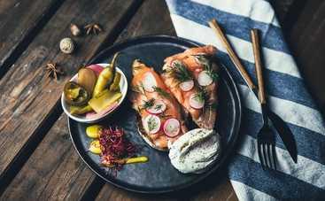 Сочные рыбные стейки (рецепт)