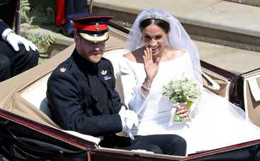 Свадьба принца Гарри и Меган Маркл: онлайн-трансляция от 19.05.2018