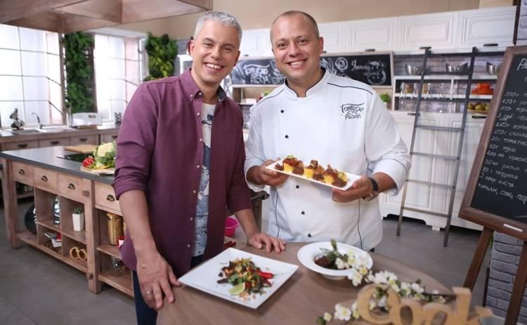 Готовим вместе: блюда из говяжьей печени (эфир от 27.05.2018)