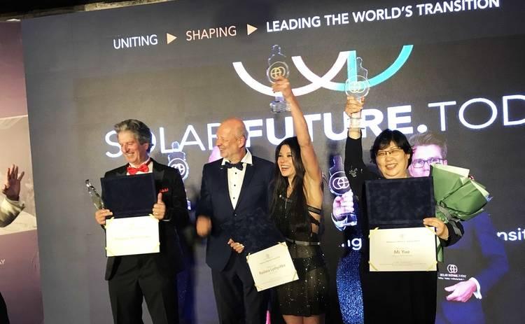 Руслана хочет «переодеть» Украину и мир в солнечную энергию