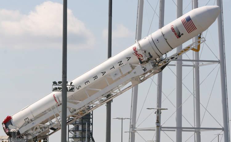 Украинский двигатель в ракете NASA: запуск успешный