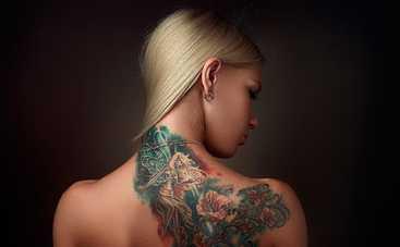 Где нельзя делать татуировку?