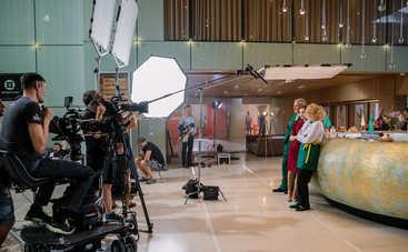 Телеканал СТБ снимает новый сериал «За витриной»